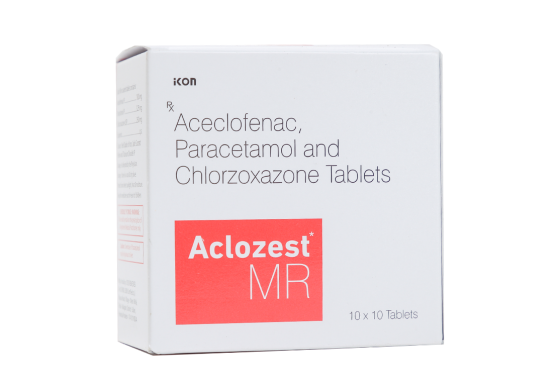 Aclozest-MR Tablets