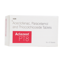 Aclozest-PT8 Tablets