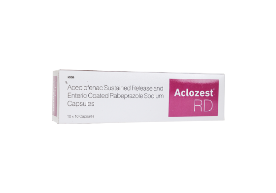 Aclozest-RD Capsules