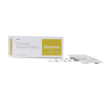 Olmetrol Tablets