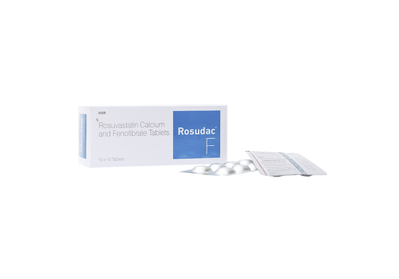 Rosudac-F Tablets