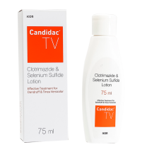 Candidac-TV Lotion