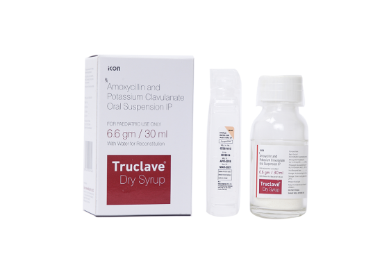 Truclave Dry Syrup