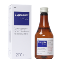 Cyprozide Syrup