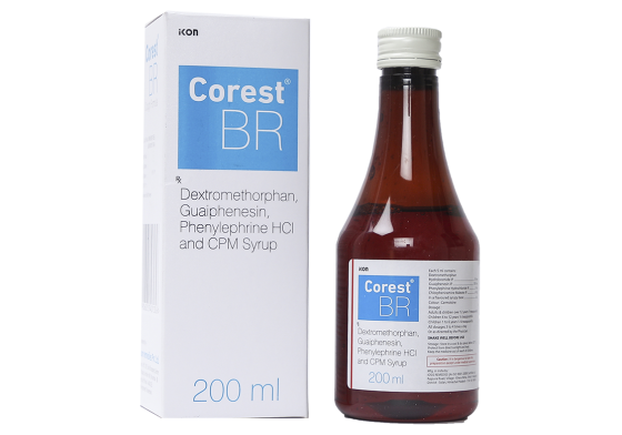 Corest BR Syrup