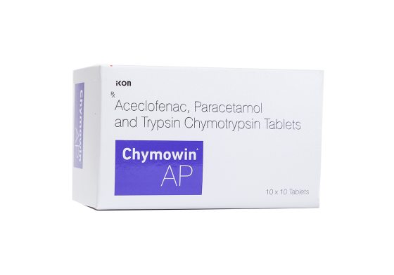Chymowin-AP Tablets