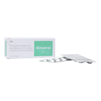 Olmetrol-M Tablets