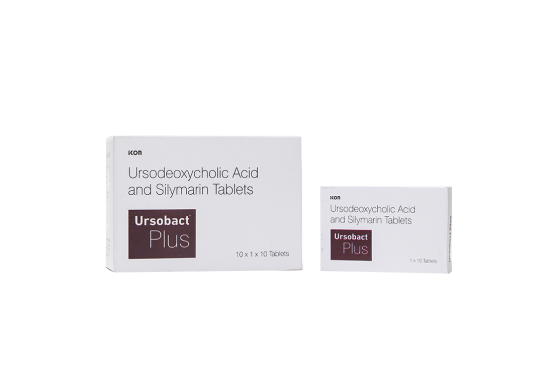 Ursobact Plus Tablets