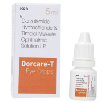 Dorcare-T Eye Drops