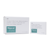 Maycal Forte Softgels