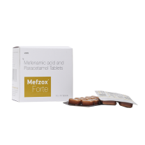 Mefzox Forte Tablets