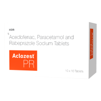 Aclozest-PR Tablets