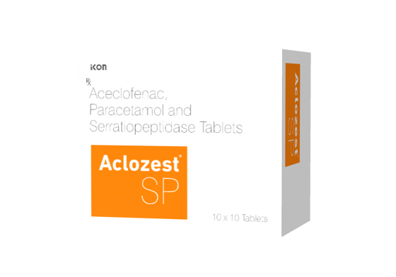Aclozest-SP Tablets
