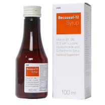 Becozest-12 Syrup