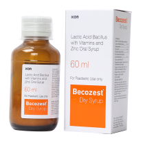 Becozest Dry Syrup