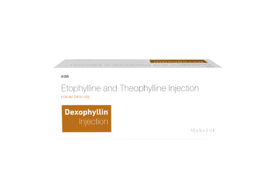 Dexophyllin Injection