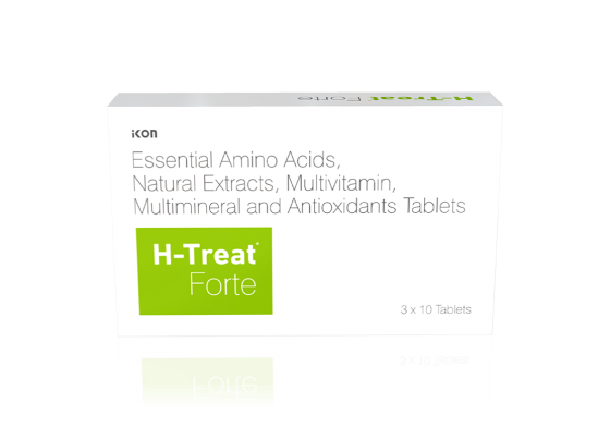 H-Treat Forte Tablets