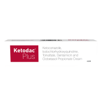 Ketodac Plus Cream