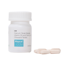 Maycal-CCM Chewable Tablets