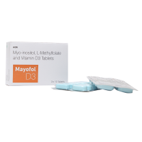 Mayofol-D3 Tablets