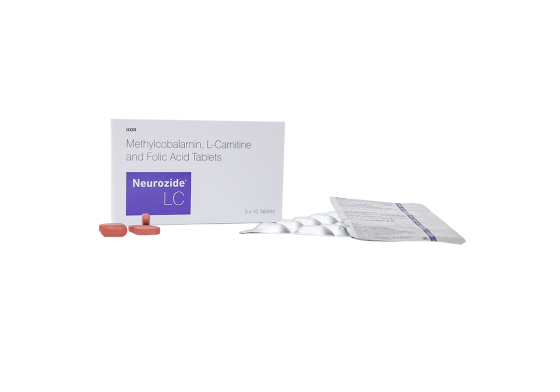 Neurozide-LC Tablets