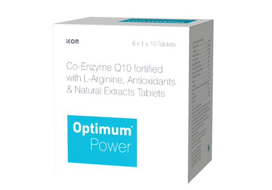 Optimum Power Tablets