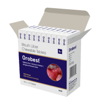 Orobest Chewable Tablets
