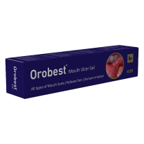 Orobest Mouth Ulcer Gel