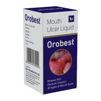 Orobest Mouth Ulcer Liquid