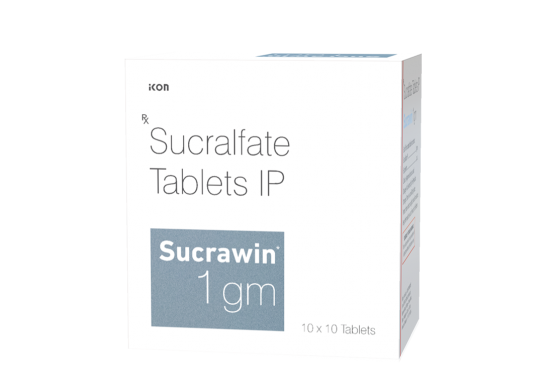 Sucrawin Tablets