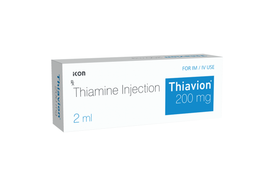 Thiavion Injection