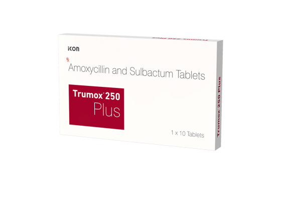 Trumox Plus Tablets