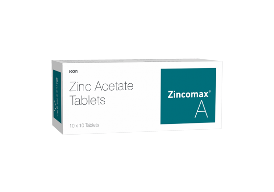 Zincomax-A Tablets