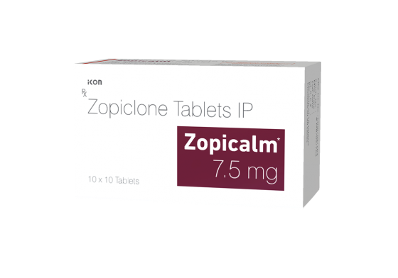 Zopicalm Tablets