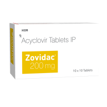 Zovidac Tablets