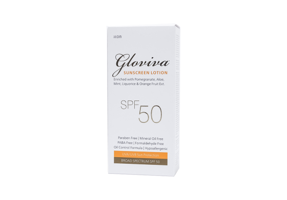 Gloviva Sunscreen Lotion