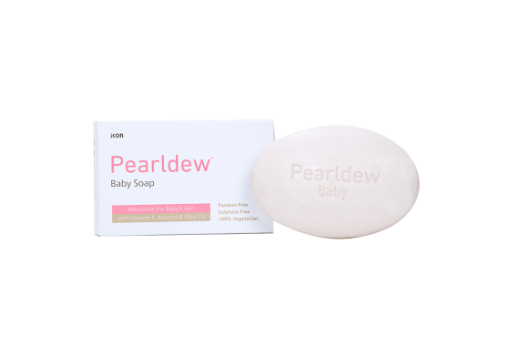 Pearldew Baby Soap